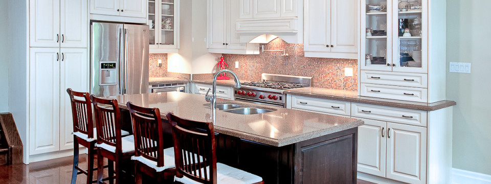 Kitchens and Cabinetry