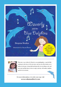Waverly and the Blue Dolphins - Book